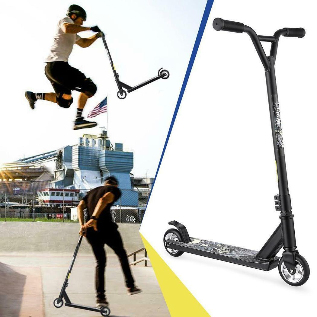 pro aluminum stunt scooter trick scooter adults