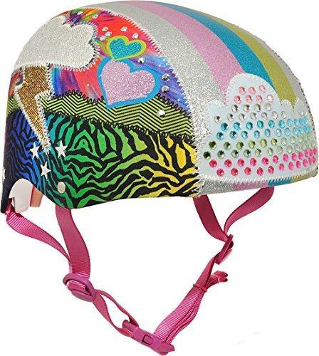 sparklez loud cloud bike helmet