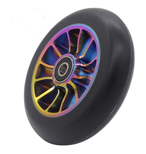 stunt scooter wheel replacement