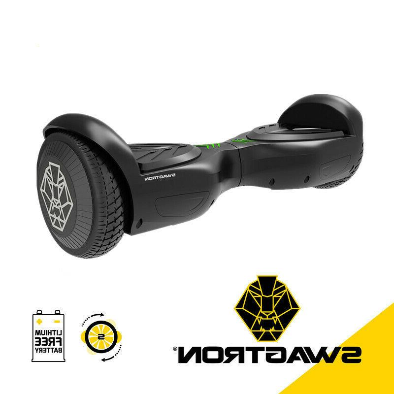 SWAGTRON Swagboard Hoverboard w/ Lithium-Free