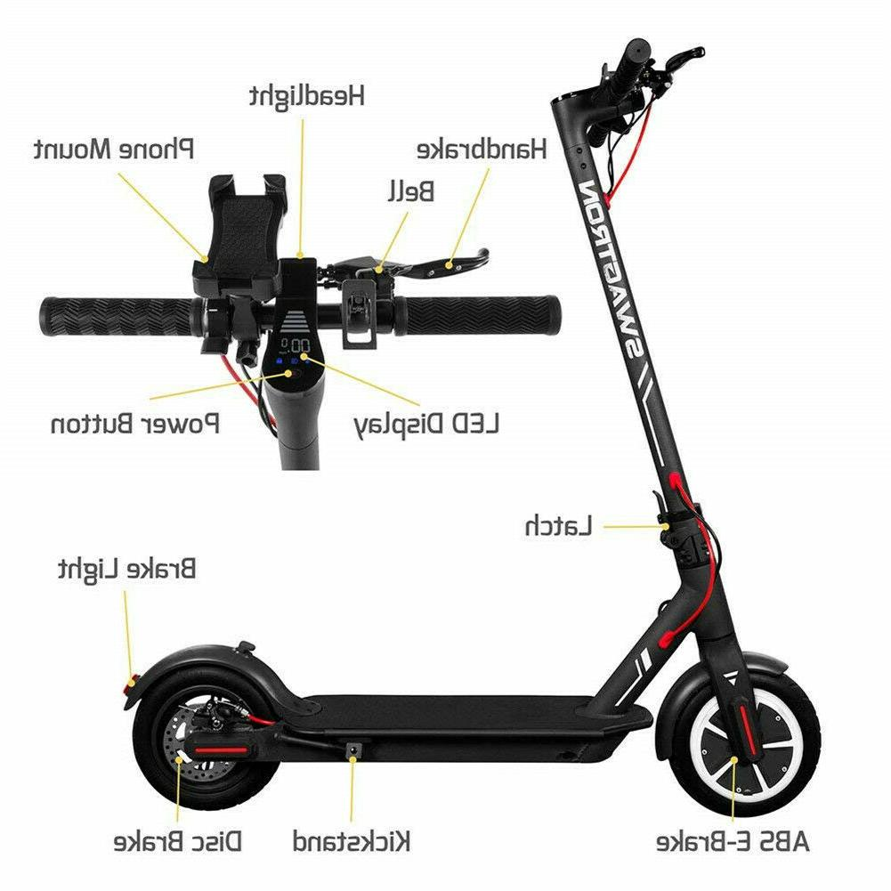 Swagtron Commuter Scooter High For Adult