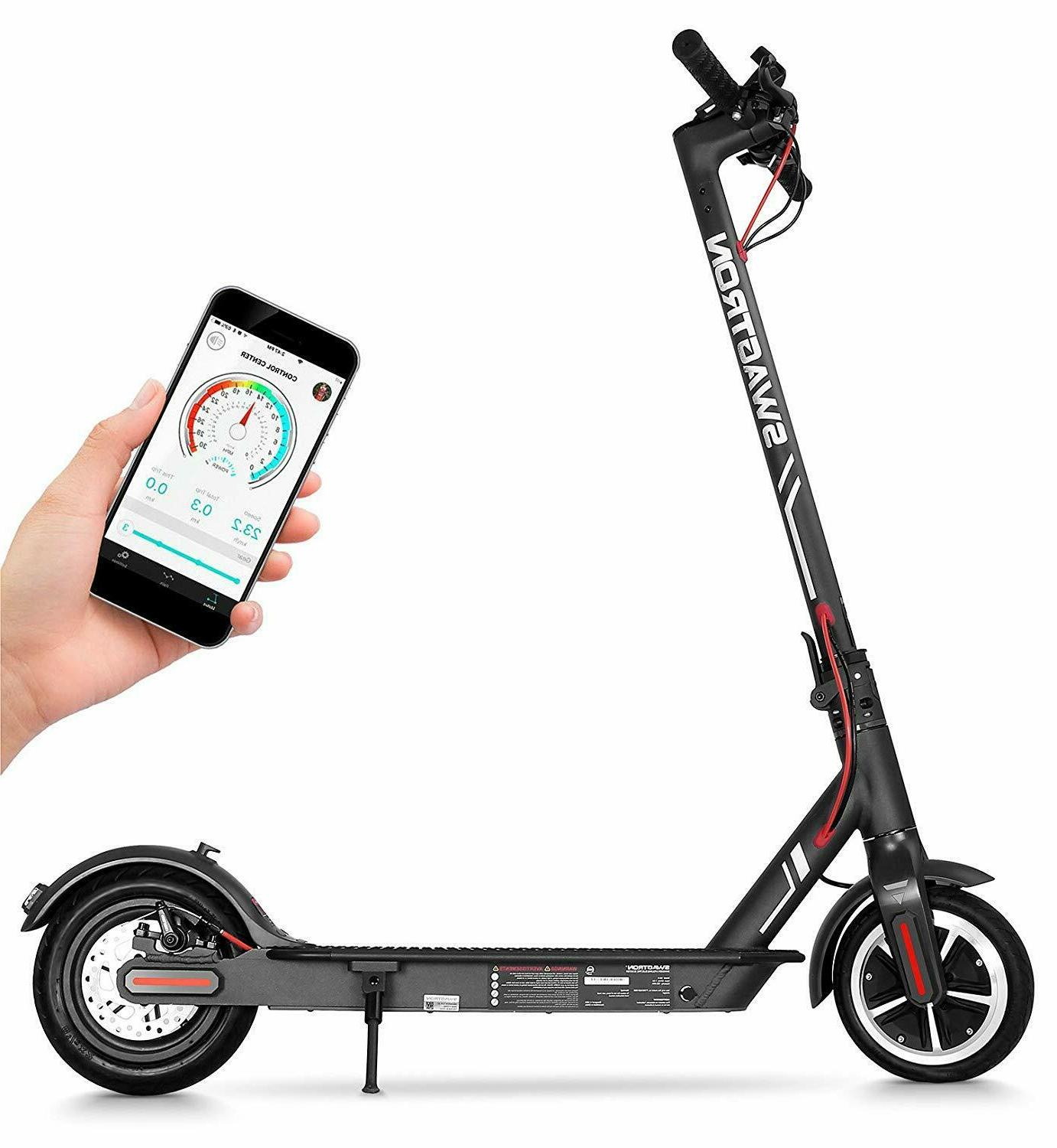 swagger 5 city commuter foldable electric scooter