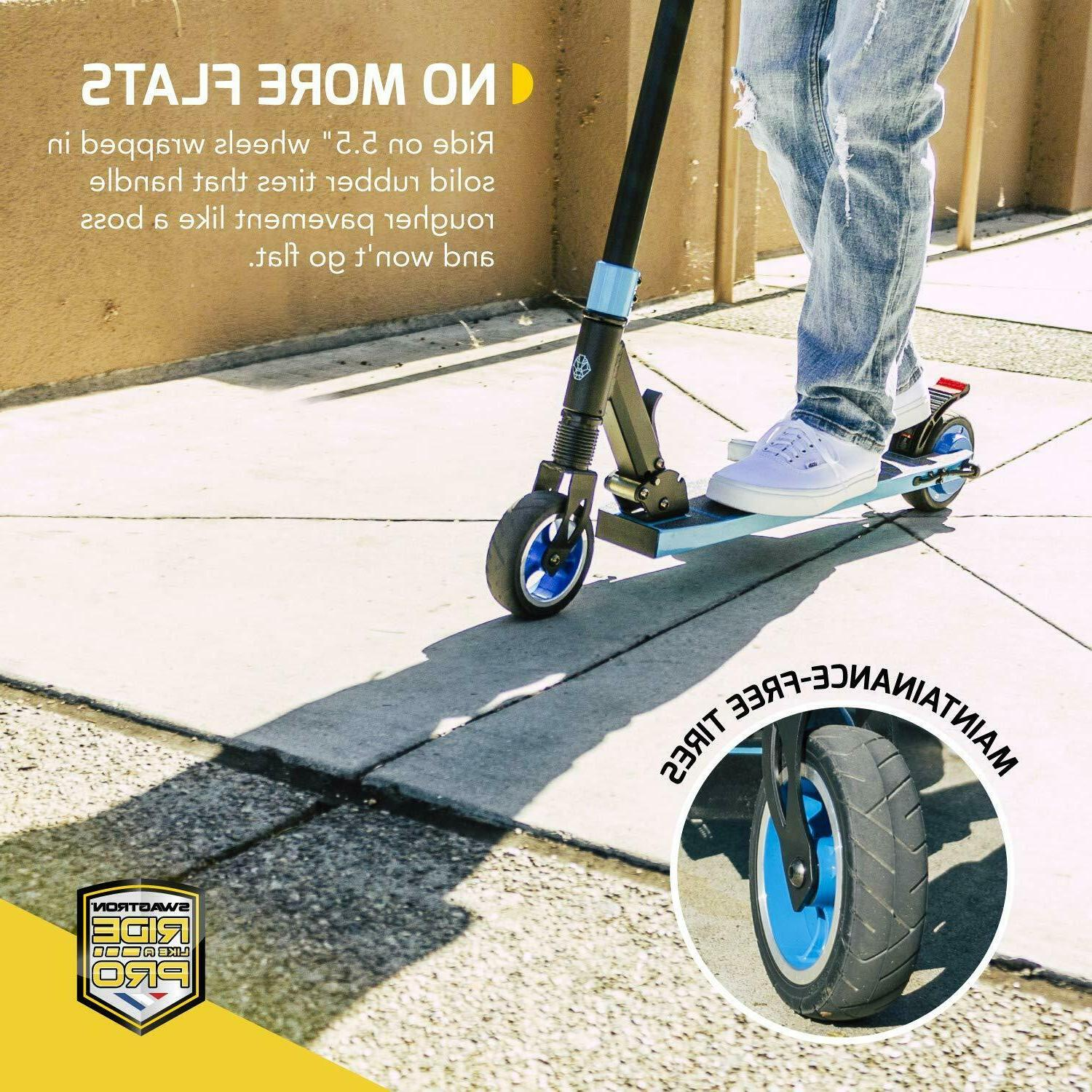 Swagtron Electric Scooter for Control
