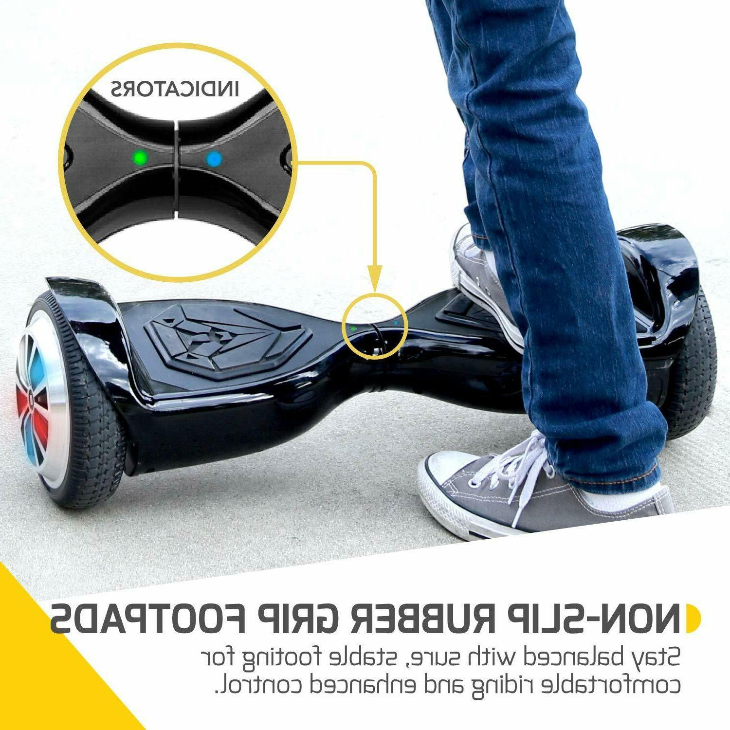Swagtron T500 Bluetooth Wheel Scooter