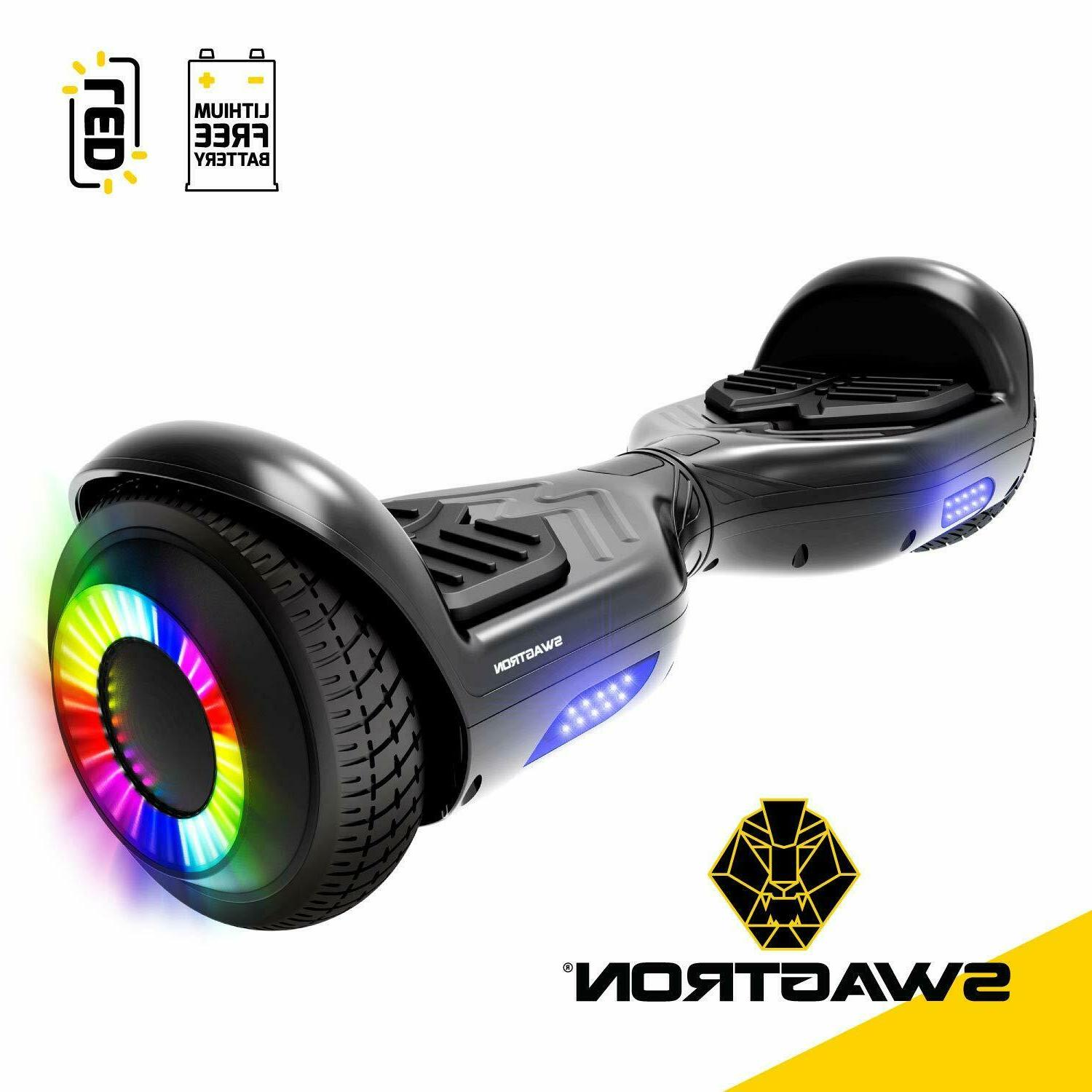 t881 twist hoverboard w led 6 5