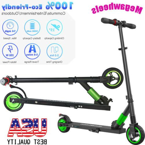 teen s foldable electric scooter 250w aluminum