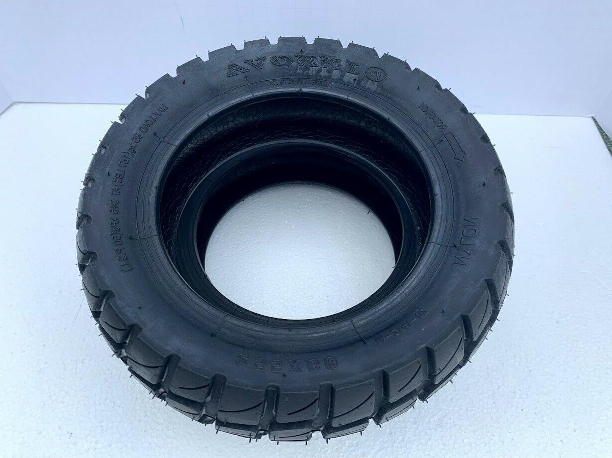 "Tires: 10"" x size off for Kaabo"