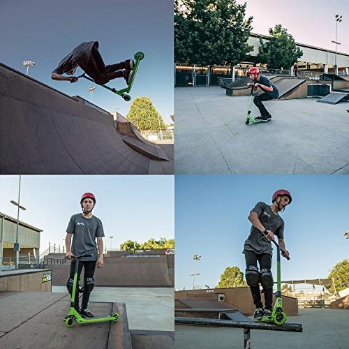 """VOKUL TRII S Tricks Pro Stunt - Pro Scooter - 20"""" W23.2 Handlebar - 20"""" L4.1 Performance"""