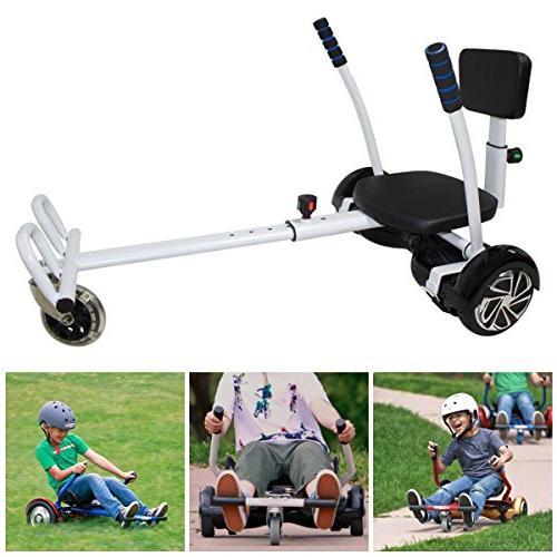two wheels balancing hoverkart shockproof