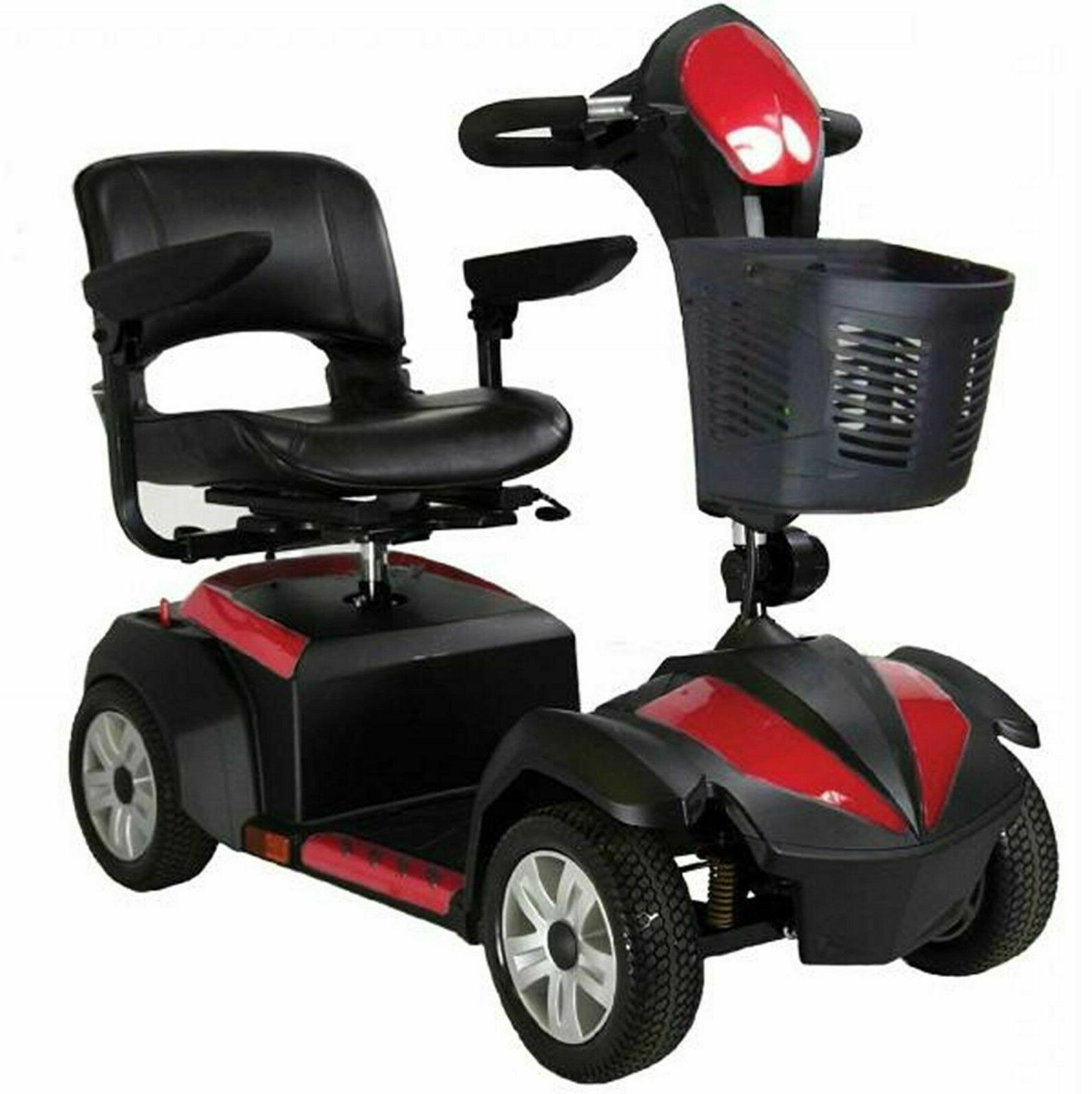 NEW Drive Medical VENTURA418FS Ventura Power Mobility Scoote