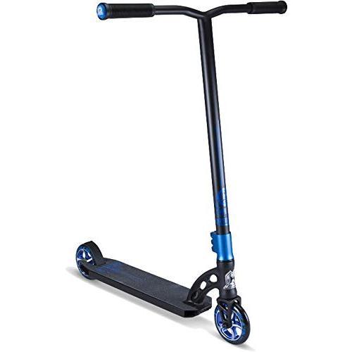 vx7 nitro blue black scooter