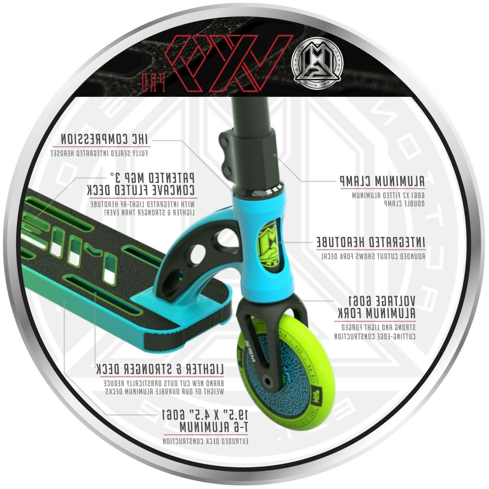 Madd Gear VX9 Complete - Blue Green