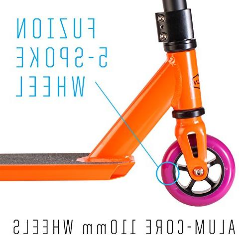 Fuzion - Beginner Kids Years Up – Quality Kick Scooter