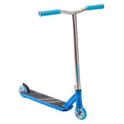 z250 complete kick scooter blue