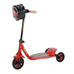 New Lightning McQueen CARS Scooter - Preschool 3 Wheeled Sco