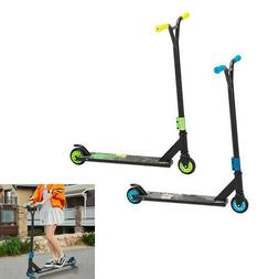 Lightweight Aluminum Freestyle Stunt Kick Scooter with 2 Whe