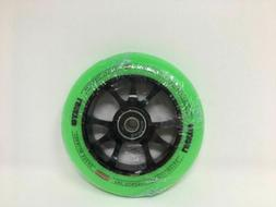 LUCKY SCOOTERS TOASTER SINGLE WHEEL - BLACK/NEON GREEN -110m