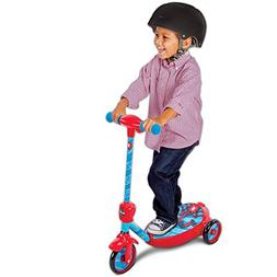 Marvel Spider-Man Boys 6V Battery-Powered Bubble Scooter by