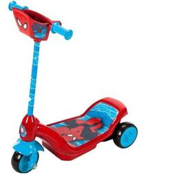 Huffy Marvel Ultimate Spider-Man 6V Dual Power Scooter with