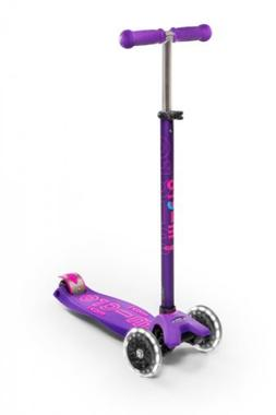 Micro Maxi Deluxe LED Kick Scooter