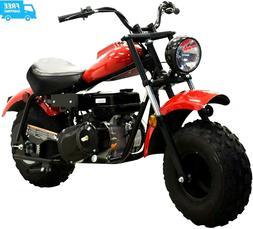 MASSIMO MB200 SUPERSIZED 196cc MINI BIKE - Motorcycle Powers