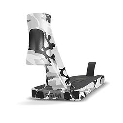 """Madd Gear 4.5"""" Mfx Wrapped Deck, Arctic Cammo"""
