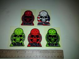 Madd Gear MGP Freestyle Scooter Skull Decal Sticker *A4*