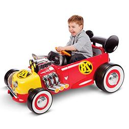 Huffy Mickey Mouse Roadster Racer 6-Volt Battery-Powered Rid