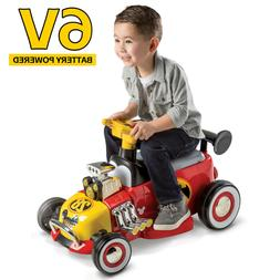 Mickey Ride On Quad Boys 6V Battery Powered Toy Child Toddle