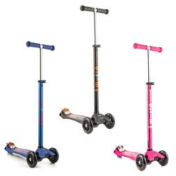 Micro Maxi Deluxe Scooter with T-Handle Children's Kids Scoo