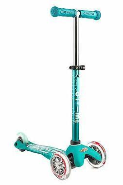 Micro Mini Deluxe Kick Scooter Aqua