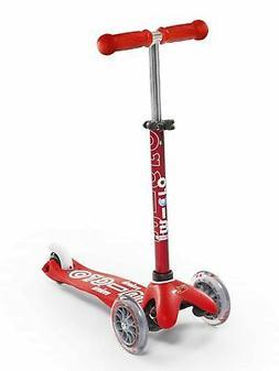 Micro Mini Deluxe Kick Scooter Red