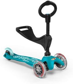 Micro Kickboard - Mini 3in1 Deluxe 3-Stage Ride-on Micro Sco