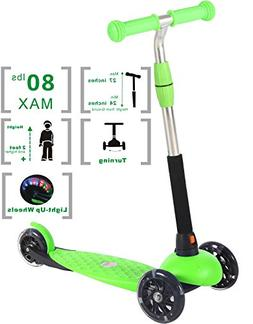 Voyage Sports Kick Scooter for Kids Ages 2- 6 , Kids Scooter