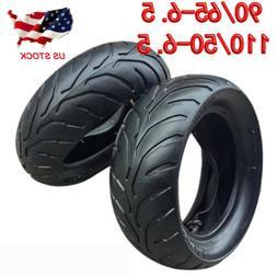 Mini Pocket/ Dirt Bike 110/50/6.5 90/65/6.5 Front Rear Tire+