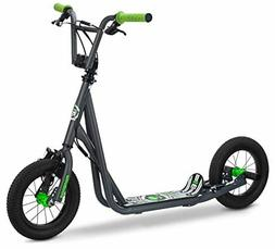 Mongoose Expo Scooter 12-Inch Inflatable Wheels