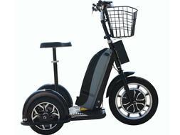 MT-TRK-800 Moto Tec Electric 3 Wheel Battery Powered Folding