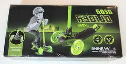 Yvolution Neon Glider by Vybe | LED Kids Scooter - NIB