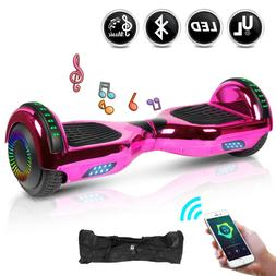 New 6.5 Bluetooth Hoverboard for Girls Electric Self Balanci