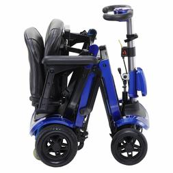 """NEW FOLD UP SCOOTER THAT FITS IN YOUR CAR"""" THE FLEX BY DRIVE"""
