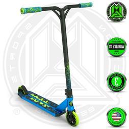 New Madd Gear Blue Kick Kaos Scooter