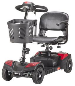 NEW! Drive Medical SFSCOUT4 Scout SpitFire Compact 4 Wheel T