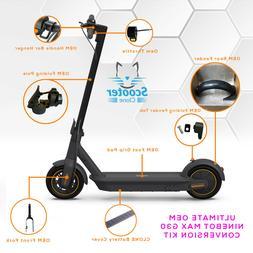 Ninebot Max G30 OEM Conversion KIT Pole /Fork / Fender / Foo