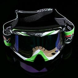 Off-road Motorcycle Scooter Goggle Plastics and Sponge Unive