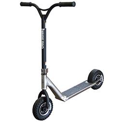 Razor Phase Two Dirt Scoot Diamond Edition Pro Scooter, Silv