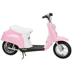 Razor Pocket Mod Bella 24V Electric Girl Scooter - Pink 1513