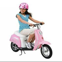 Razor Pocket Mod Miniature Euro Electric Scooter, Pink