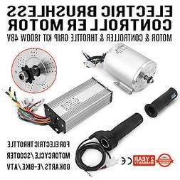 PRO 48V 1800W Electric Brushless Controller motor throttle g