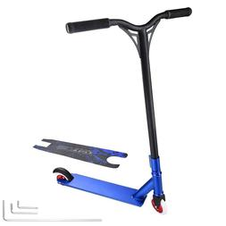 """Pro Aluminum Tricks Stunt Scooter for Adult 19""""x4"""" 6061 alum"""