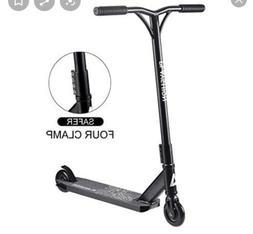 Playshion Pro Freestyle Aluminum Stunt Kick Kids Scooter for